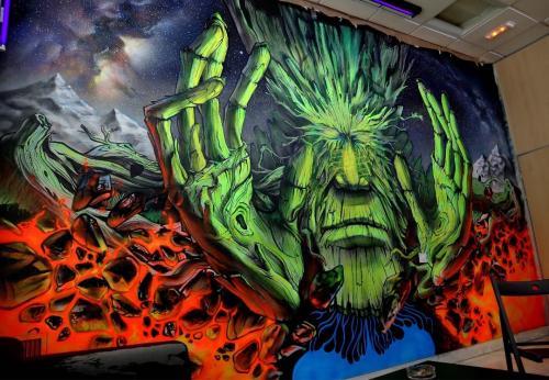 LIGA NACIONAL DE GRAFFITI - CUARTA SEMANA 2021 - BASTIAN RIAK