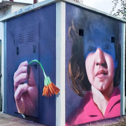 LIGA NACIONAL DE GRAFFITI - CUARTA SEMANA 2021 - ELEMAN