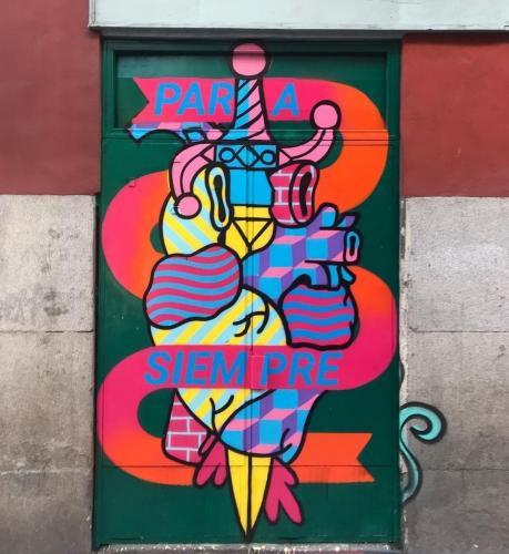 LIGA NACIONAL DE GRAFFITI - CUARTA SEMANA 2021 - EL REY DE LA RUINA