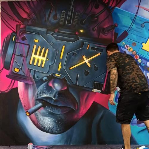 LIGA NACIONAL DE GRAFFITI - CUARTA SEMANA 2021 - LALONE