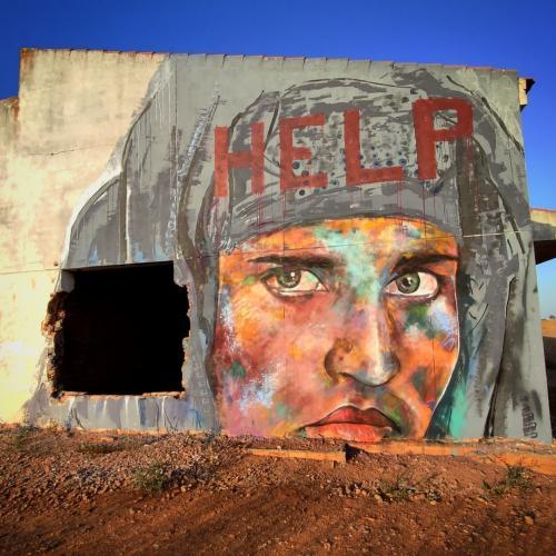 LIGA NACIONAL DE GRAFFITI - CUARTA SEMANA 2021 - REDONDO