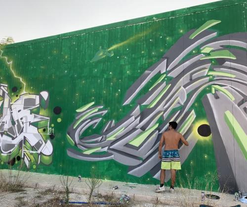 LIGA NACIONAL DE GRAFFITI - CUARTA SEMANA 2021 - ENS