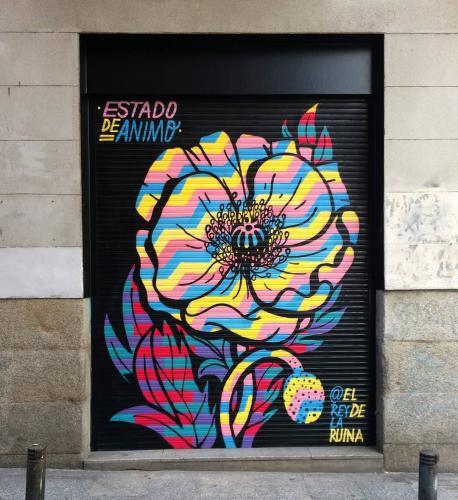 EL REY DE LA RUINA - SEGUNDA SEMANA LIGA NACIONAL DE GRAFFITI 2021