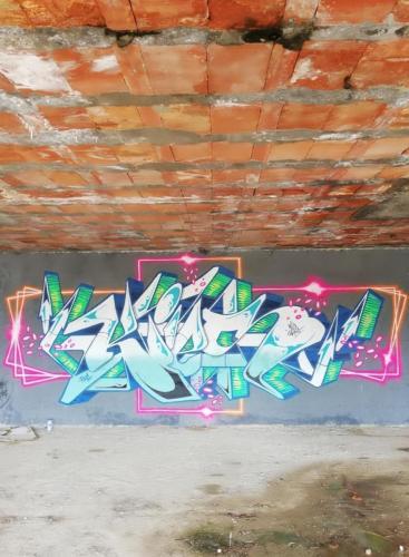 Semana 8 - Liga Nacional de Graffiti 2020
