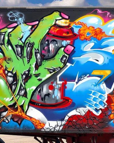 Semana 9 - Liga Nacional de Graffiti 2020