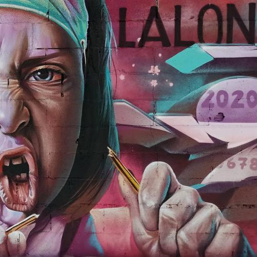 LIGA NACIONAL DE GRAFFITI
