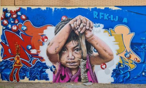 LIGA NACIONAL DE GRAFFITI - CUARTA SEMANA 2021 - NAUNI