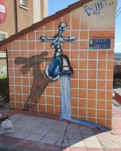 QUINTA SEMANA LIGA NACIONAL GRAFFITI - EL ROJO
