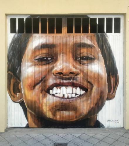 QUINTA SEMANA LIGA NACIONAL GRAFFITI - REDONDO