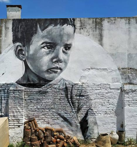 REDONDO - SEGUNDA SEMANA LIGA NACIONAL DE GRAFFITI 2021